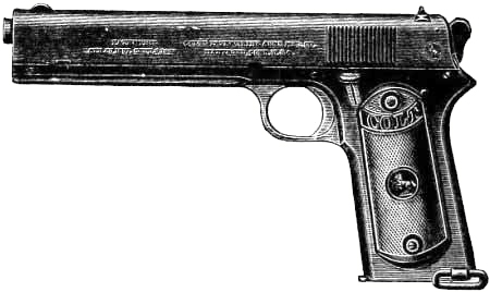 The modern pistol and how to shoot it by walter winansa project colt automatic pistol military model calibre 38 fandeluxe Image collections