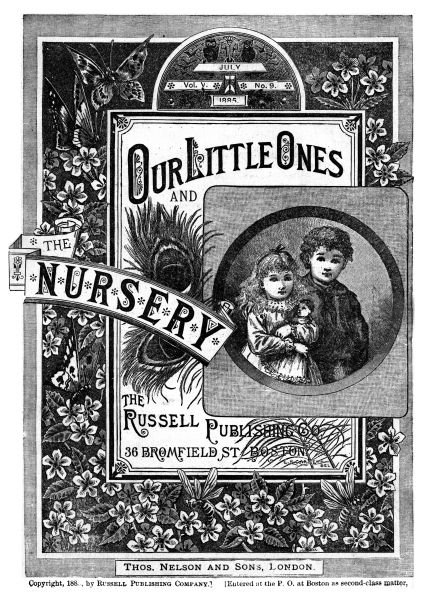 The project gutenberg ebook of our little ones and the nursery vol our little ones and the nursery fandeluxe Images