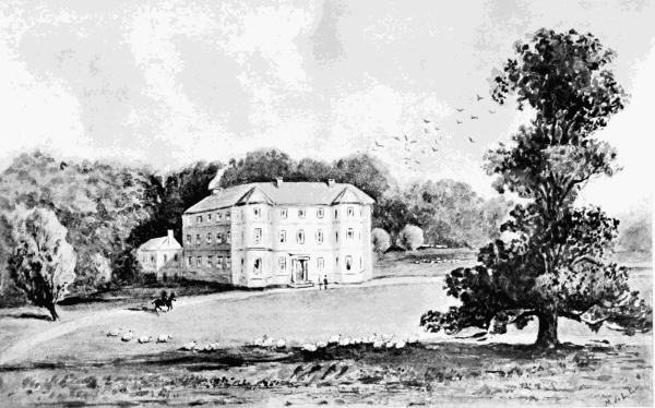 Cornish characters and strange events by s baring gould ma a whiteford the residence of sir john call m4hsunfo Choice Image