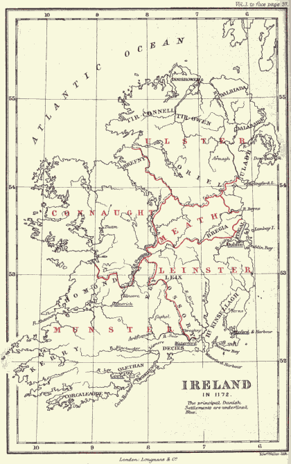 The Project Gutenberg Ebook Of Ireland Under The Tudors Vol I By