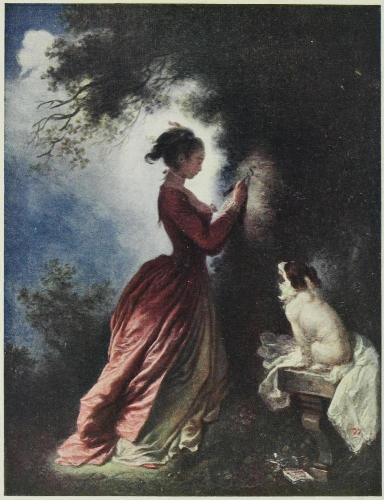 The project gutenberg ebook of fragonard by haldane macfall plate i fandeluxe Ebook collections
