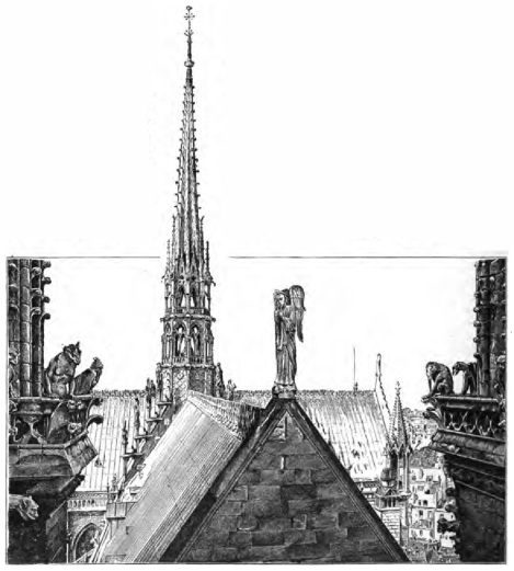 The project gutenberg ebook of old and new paris by h sutherland the leaden spire notre dame fandeluxe Choice Image