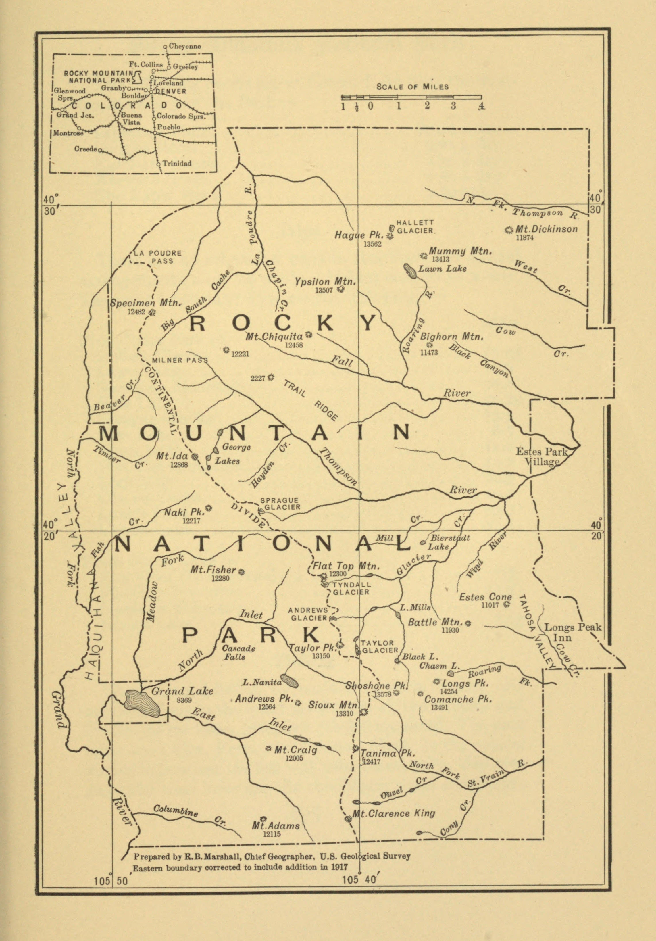 The project gutenberg ebook of your national parks by enos a mills fandeluxe Image collections