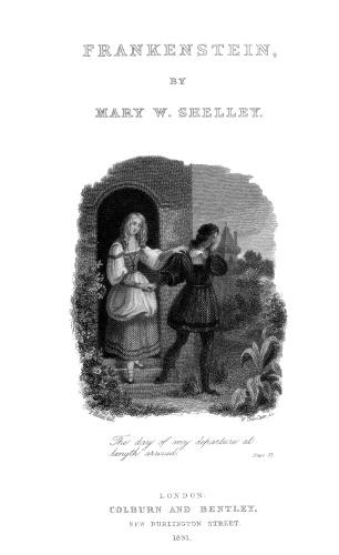 The Project Gutenberg Ebook Of Frankenstein Or The Modern