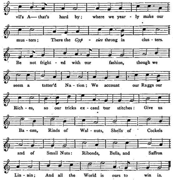The Project Gutenberg Ebook Of The Ballads Songs Of Derbyshire By