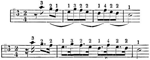 anton rubinstein mélodie en fa