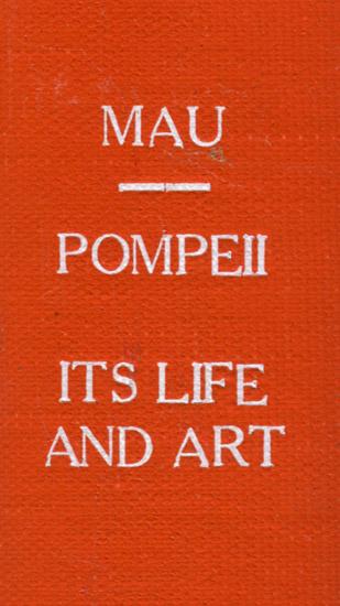 947805e0678 The Project Gutenberg eBook of Pompeii