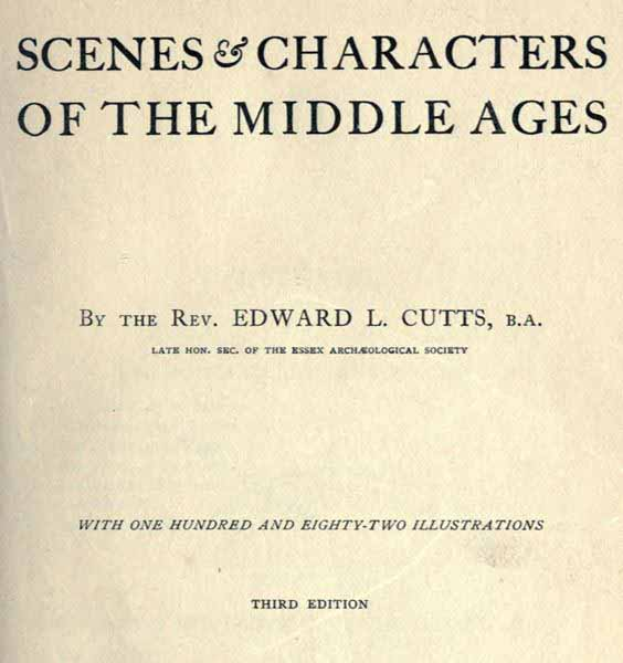 The project gutenberg ebook of scenes and characters of the middle of the middle ages fandeluxe Choice Image