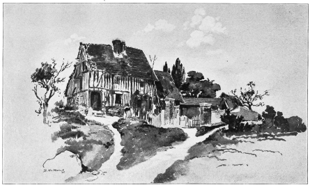 The Project Gutenberg Ebook Of Rambles In Normandy By