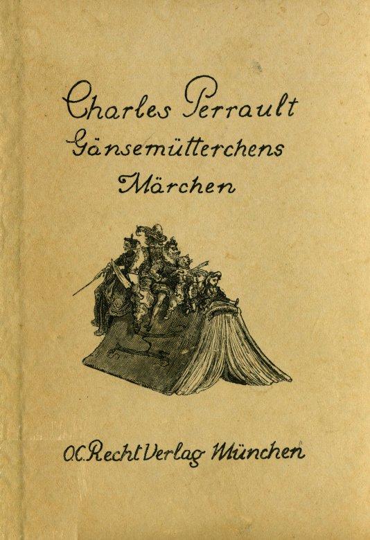 The Project Gutenberg Ebook Of Gansemutterchens Marchen By Charles