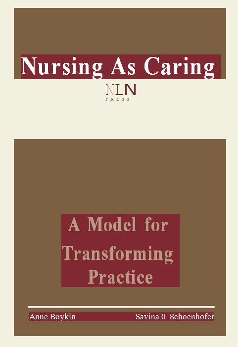Nursing as caring by anne boykin and savina o schoenhofer start of this project gutenberg ebook nursing as caring produced by anne boykin and savina o schoenhofer html file produced by david widger fandeluxe Choice Image