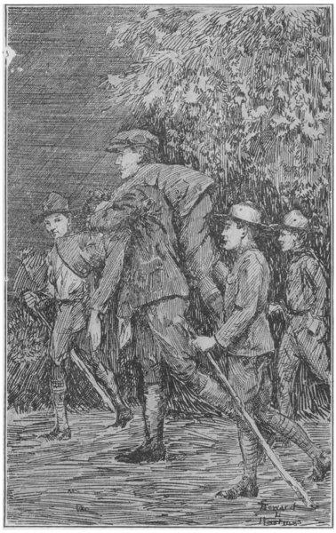 The Project Gutenberg Ebook Of Roy Blakeleys Silver Fox Patrol By