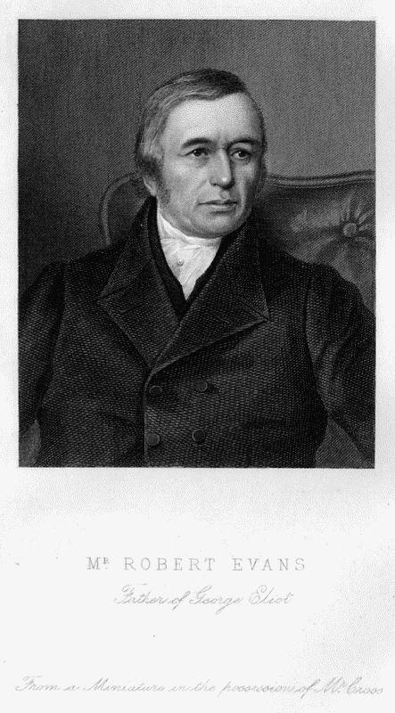 The project gutenberg ebook of george eliots life vol i arranged portrait of mr robert evans fandeluxe Choice Image