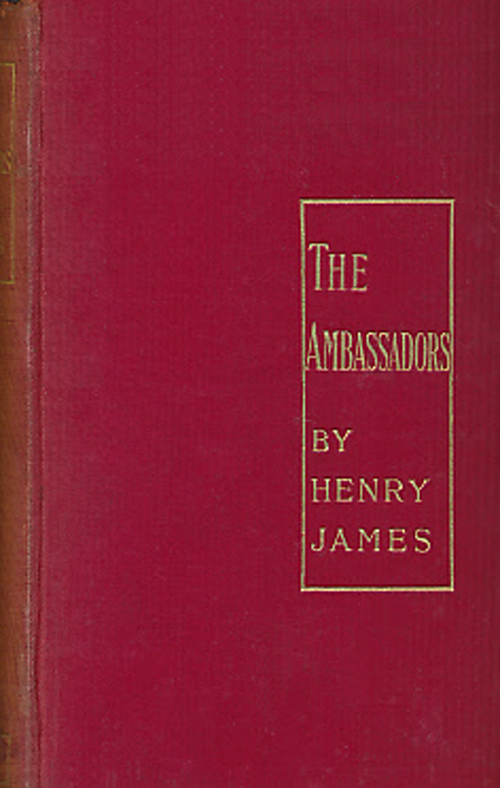 The Ambassadors, by Henry James