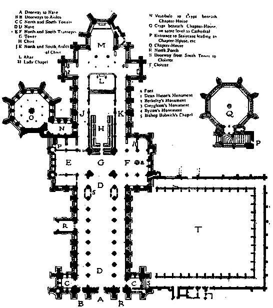 81+ Wells Cathedral Floor Plan - DOI Orthographic Image Of The ...