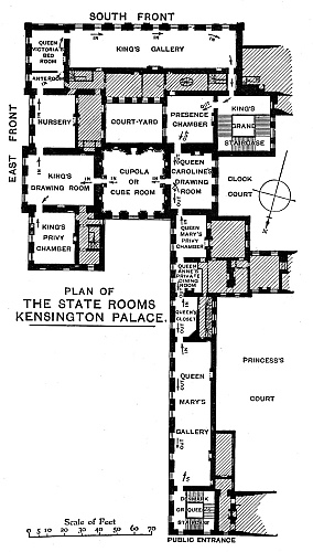 The Project Gutenberg eBook of Kensington Palace: The Birthplace Of ...