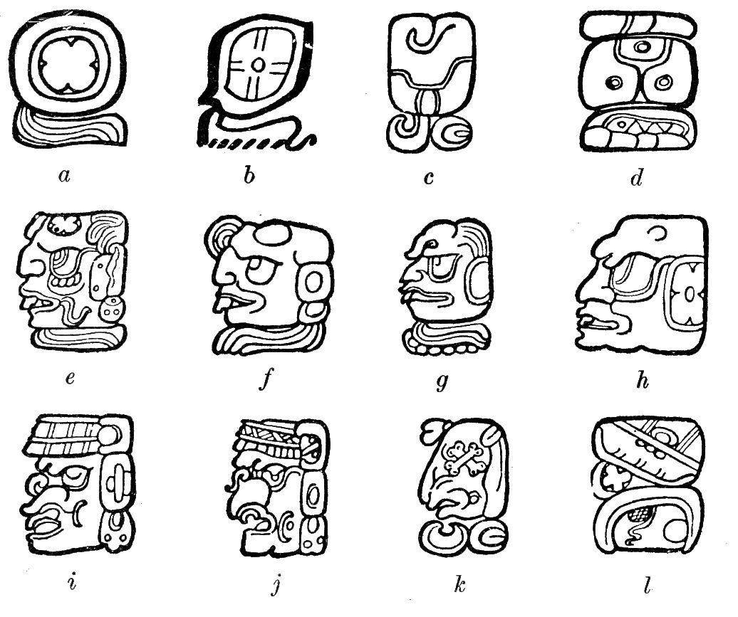 An introduction to the study of the maya hieroglyphs biocorpaavc Image collections