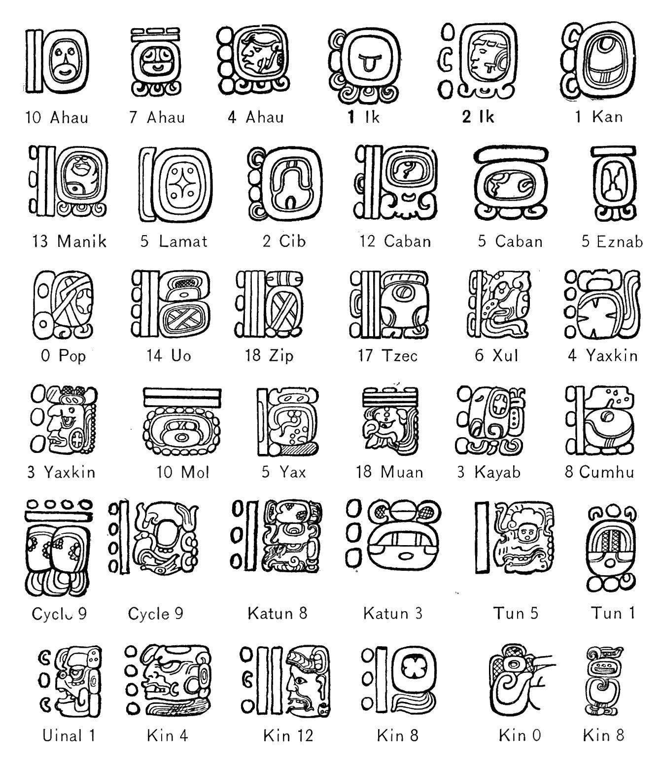 An introduction to the study of the maya hieroglyphs biocorpaavc Choice Image