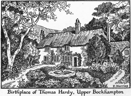 The Project Gutenberg Ebook Of Thomas Hardys Dorset By R Thurston