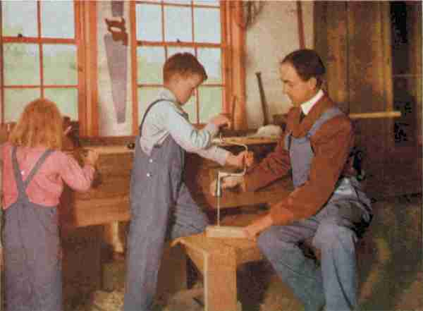 The Project Gutenberg Ebook Of Carpentry And Woodwork By