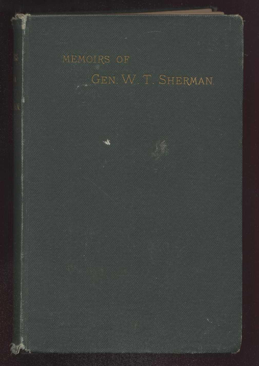Memoirs of general sherman complete volume i fandeluxe Images