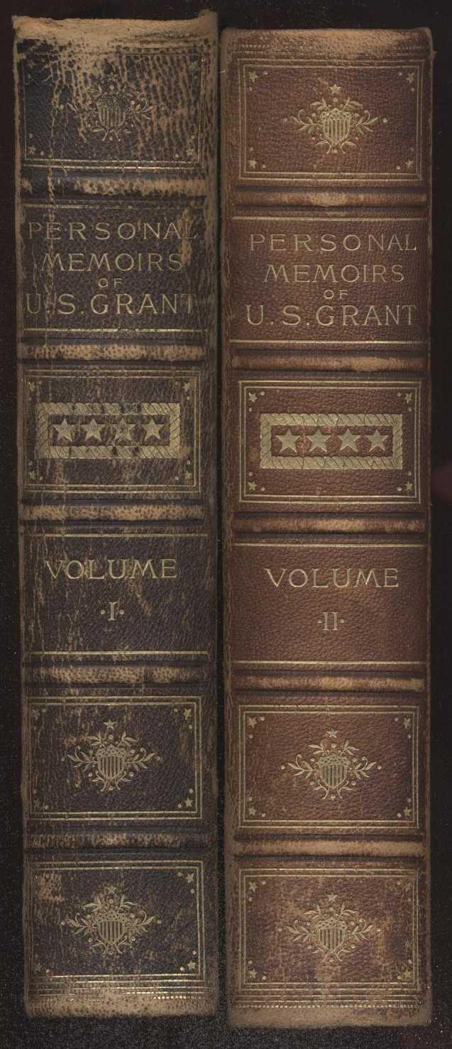 ulysses grant memoirs
