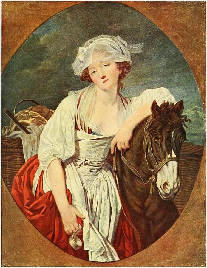 GENTLEMEN IN TOP HATS ON HORSEBACK PRINCE WILHEM PAINTING ART REAL CANVAS PRINT