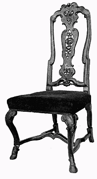 The Project Gutenberg EBook Of Little Books About Old Furniture, By J. P.  Blake.