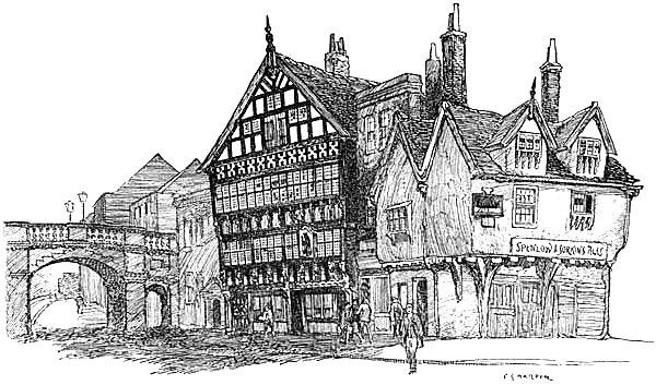 edward lloyd grocer 1895 chester cheshire