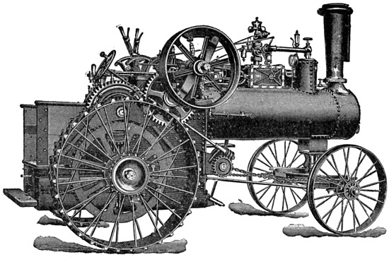 Farm Engines And How To Run Them The Young Engineer S