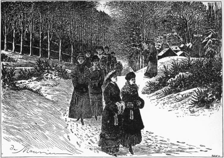 1829-1880 Modest Clément Auguste Andrieux Charcoal Gustave Courbet Carolus Duran