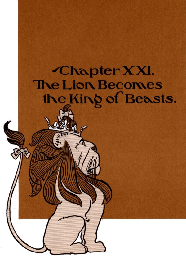 Chapter XXI