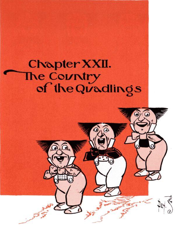 Chapter XXII