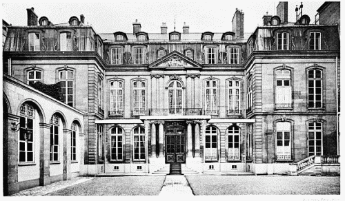Jeu de patience-Side Tour Lock-TOUR château