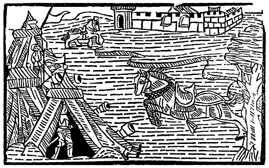 The project gutenberg ebook of fierabras by jehan bagnyon richart de normandie lespee au poing chevaucha hastivement sur les sarrazins qui couroyent aprs luy vont trouver le roy mort dont la teste estoit dune fandeluxe Images