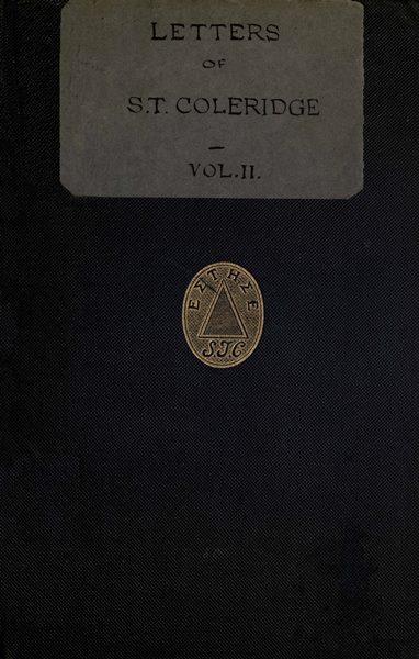 The Project Gutenberg Ebook Of Letters Of Samuel Taylor Coleridge