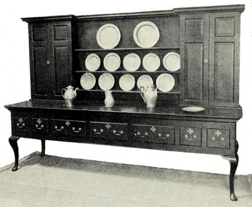 dating oak furniture