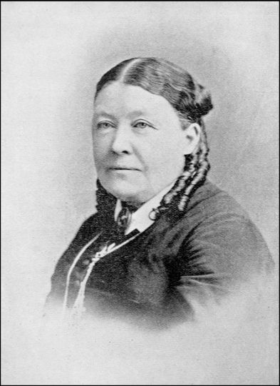 MRS. GENERAL SHERMAN.