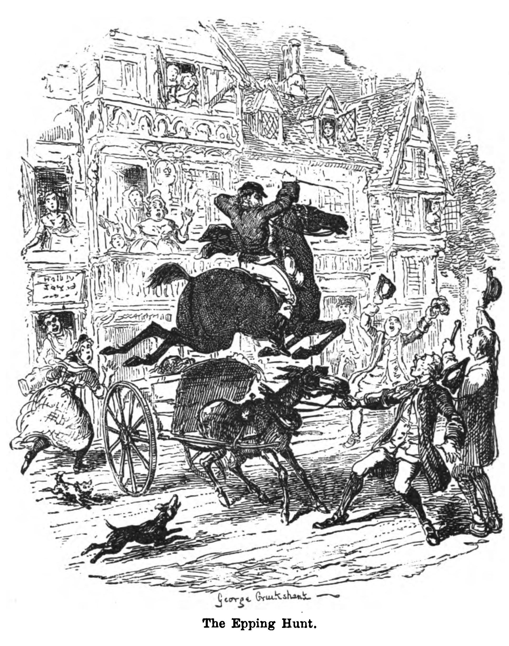 The Life of George Cruikshank,, by Blanchard Jerrold