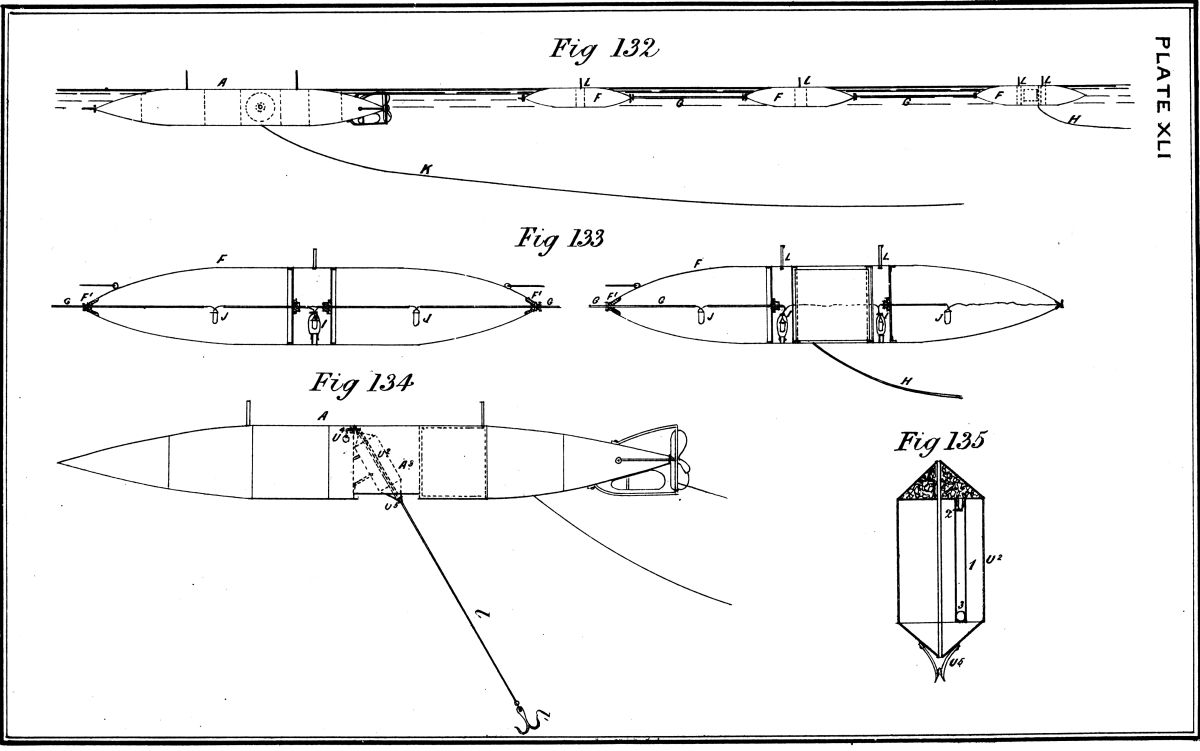 The Project Gutenberg Ebook Of Torpedoes And Torpedo Warfare By Magneto Wiring Schematic Johnson Jw 17 Outboard It Will Be Understood That When Being Used For This Purpose Said Boat A Is Not Or Need Charged With Explosive Material