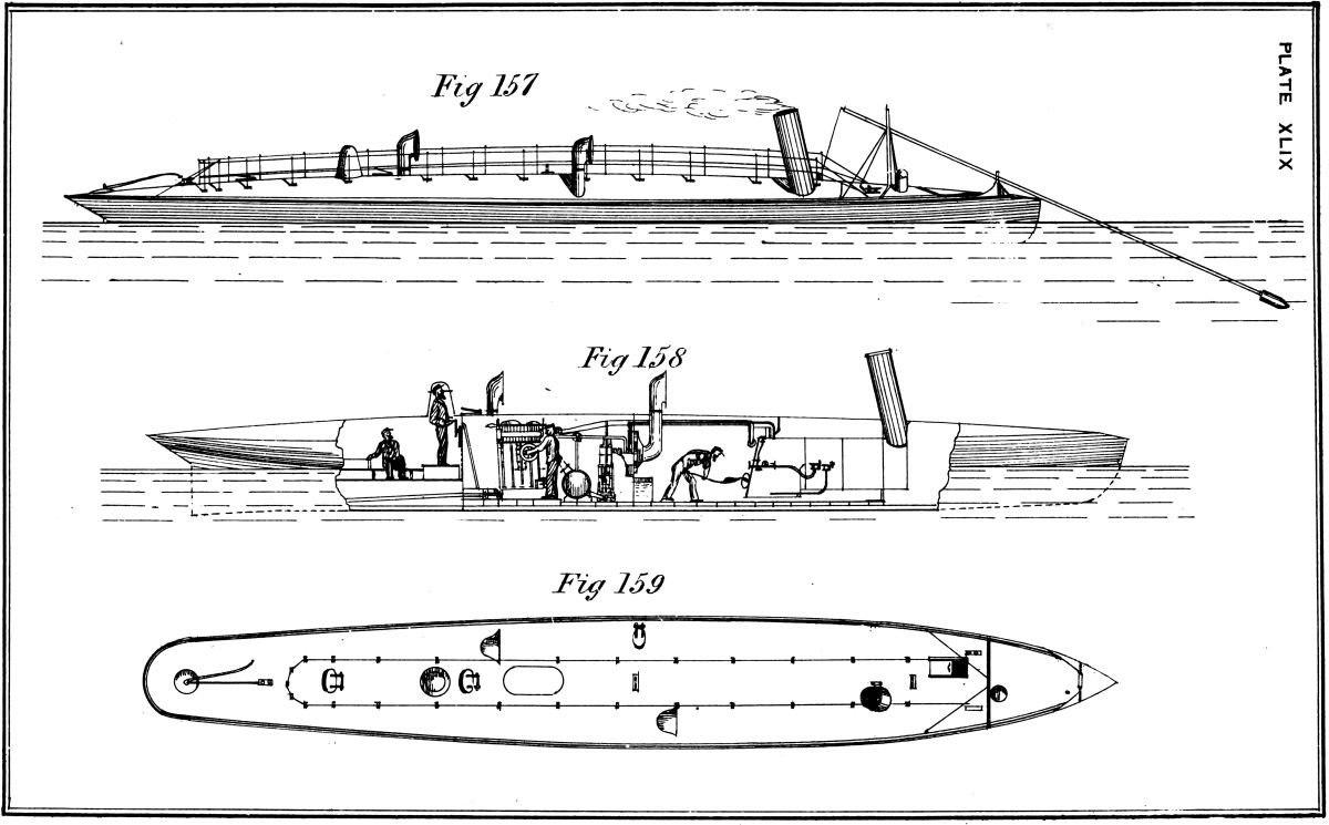 The Project Gutenberg Ebook Of Torpedoes And Torpedo Warfare By Magneto Wiring Schematic Johnson Jw 17 Outboard C W Sleeman Esq