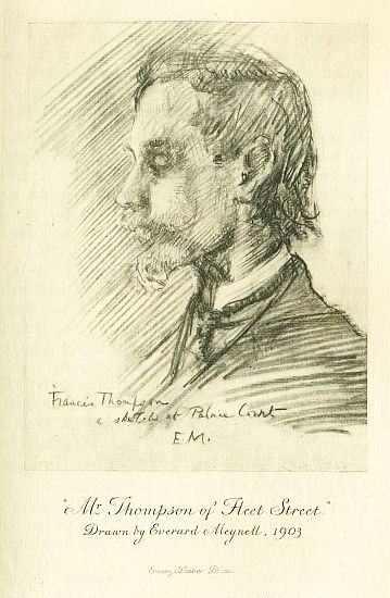 The Project Gutenberg Ebook Of The Life Of Francis Thompson By