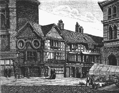 The Project Gutenberg EBook Of Historic Sites Lancashire And Cheshire By James Croston