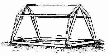 chicken-coop-frame