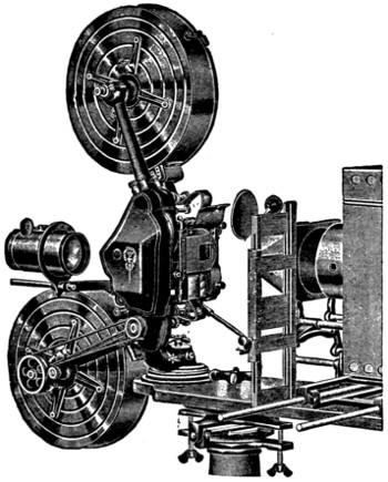 The Project Gutenberg Ebook Of Motion Picture Operation Stage