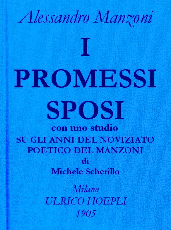 The project gutenberg ebook of i promessi sposi by alessandro gutenberg ebook i promessi sposi produced by giovanni fini and the online distributed proofreading team at httppgdp this file was fandeluxe Images