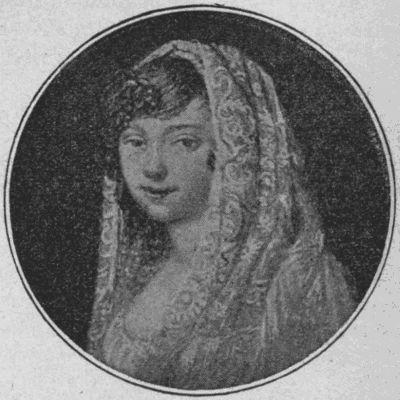 Enrichetta Blondel al tempo delle nozze. Miniatura eseguita a Parigi nel  1808. 998aa71d648e