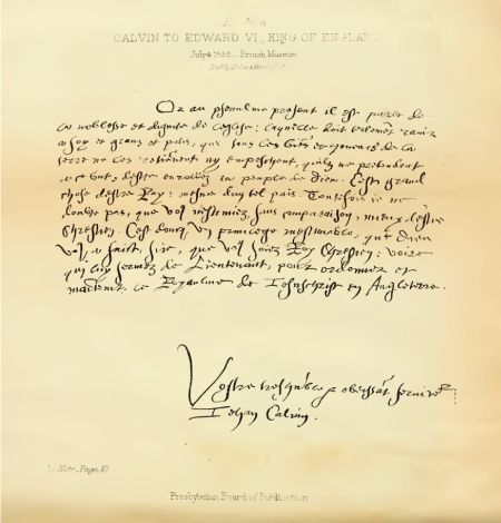 Note To Modo Its War Stupid >> The Project Gutenberg Ebook Of Letters Of John Calvin Volume 1 Of 4