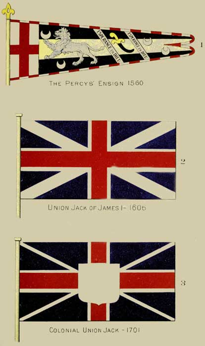 3578688cf9b The Project Gutenberg eBook of the History of the Union Jack