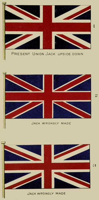 The Project Gutenberg Ebook Of The History Of The Union Jack And